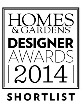 HOMES & GARDENS - British Design Award 2014
