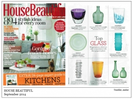 House Beautiful September 2014