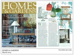 Home & Gardens March 2014