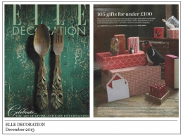 Elle Decoration December 13