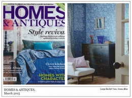 Homes & Antiques, March 2015