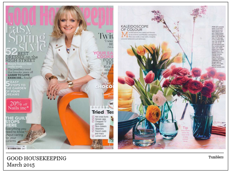 Good Housekeeping, March  2015