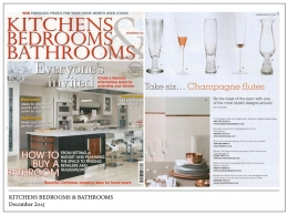 Kitchens, Bedrooms & Bathrooms December 2015