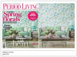 Period Living, April 2016