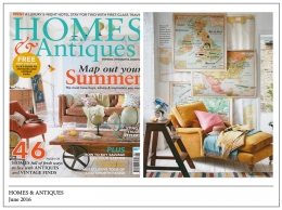 Homes & Antiques, June 2016