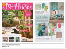 Period Homes & Interiors, August 2016