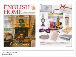 The English Home, November 2016